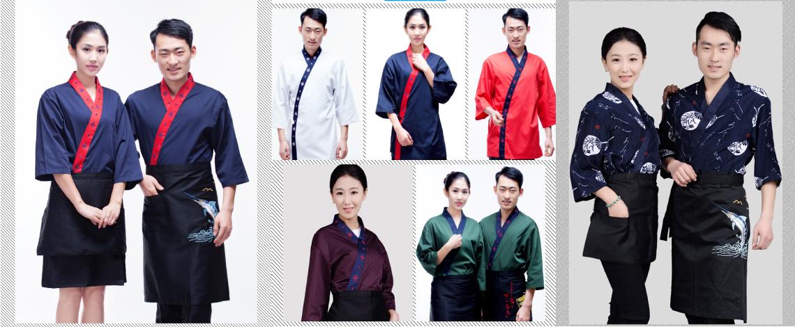 nhận may kimono phục vụ nhà hàng
