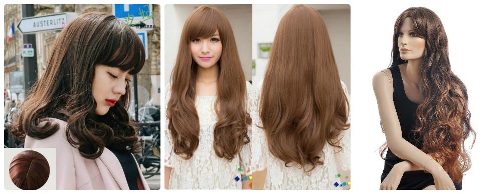 Thuê tóc giả ở đâu đẹp và rẻ