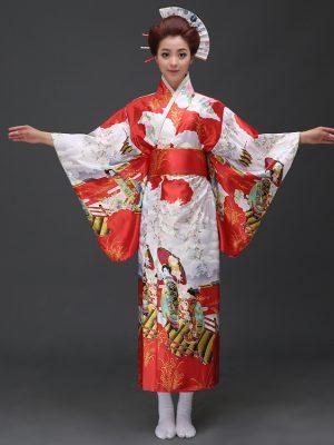 thuê kimono yukata