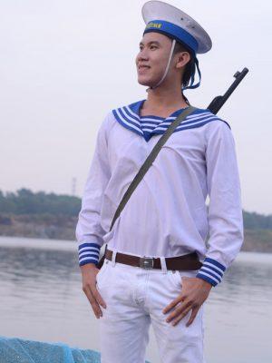 cho thue đồng phục hải quân