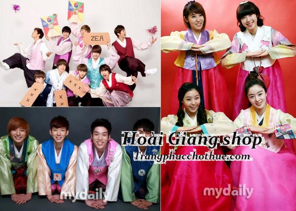 Kinh nghiệm thuê hanbok giá rẻ ở tphcm
