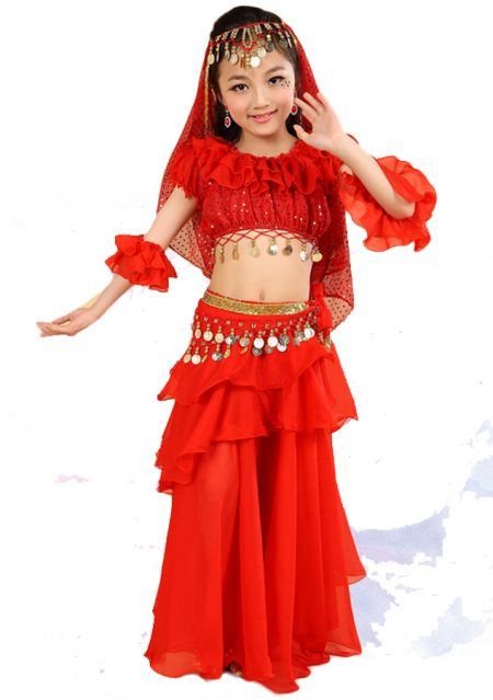 bán cho thuê belly dance trẻ em