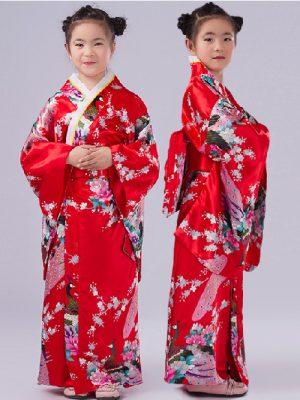 cho thuê kimono trẻ em