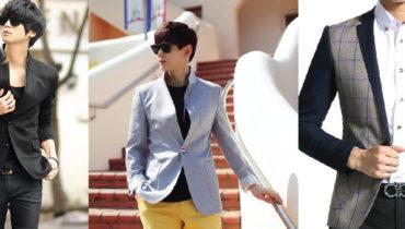 Áo vest nam cách điệu cho chàng cá tính