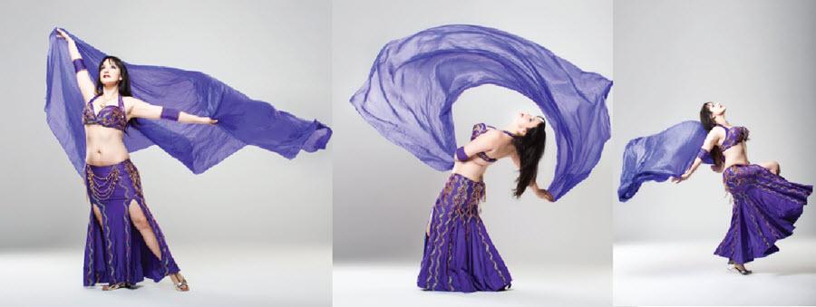 Cho thuê đồ múa belly dance biểu diễn tất niên