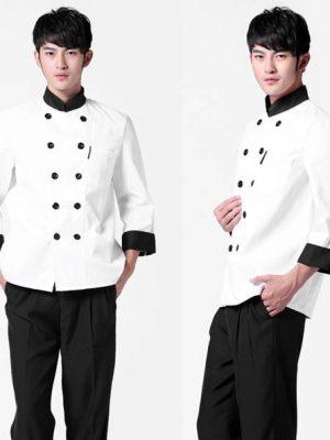 Cho thuê trang phục đầu bếp