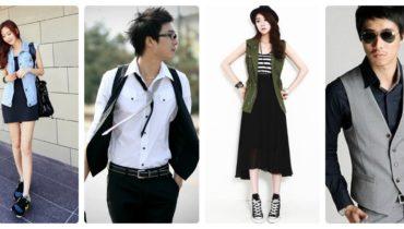 Gile nam nữ nhiều màu sắc, hiện đại, form Hàn Quốc