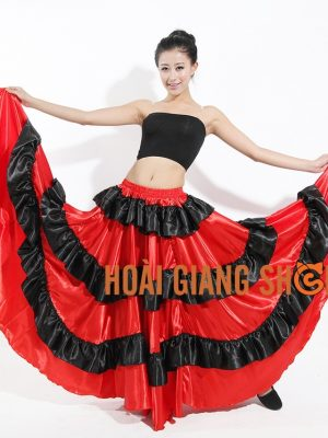 Cho thuê đồ múa Tây Ban Nha uy tín, giá rẻ