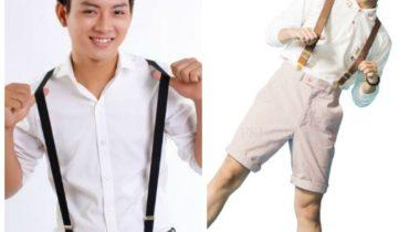 Dây yếm quần nam – chọn đâu cho chuẩn?