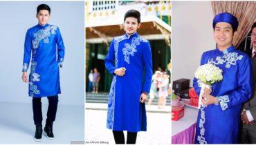 Những tiêu chuẩn của dịch vụ thuê áo dài cưới nam