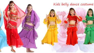 Gợi ý những mẫu múa belly dance đẹp tại Hoài Giang shop