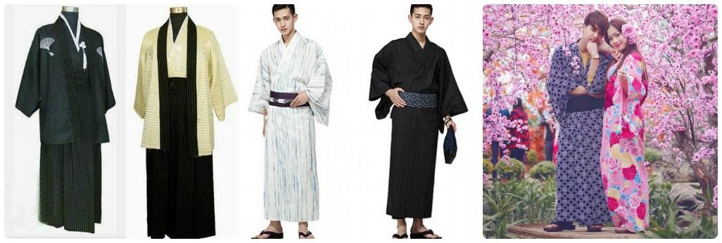 Lựa chọn Kimono nam thế nào cho phù hợp