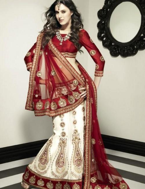 Trang phục Sari truyền thống Ấn Độ cho nữ