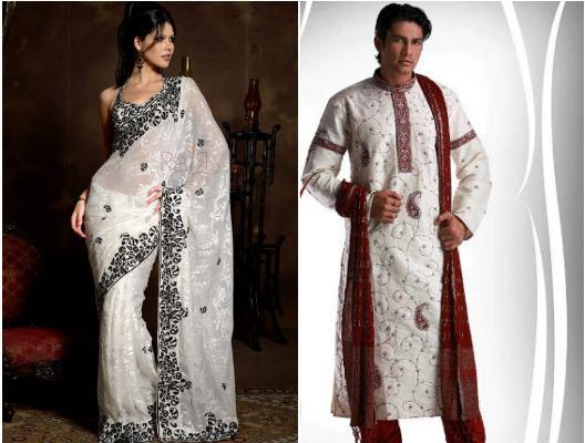 Sari cho cả nam và nữ
