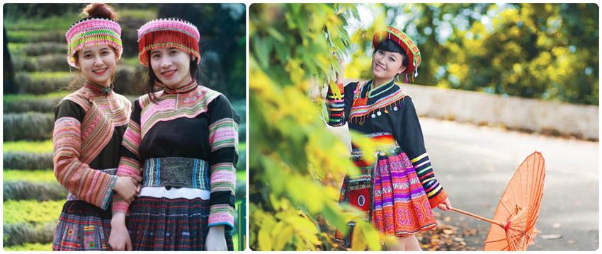Bán và cho thuê trang phục 54 dân tộc Việt Nam