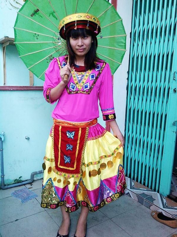 Trang phục Tây Nguyên dành cho nữ