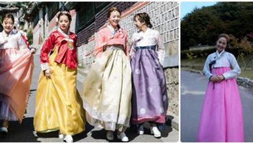Bán và cho thuê Hanbok cung đình