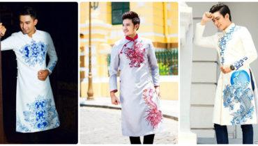 Tìm hiểu về các cơ sở nhận vẽ áo dài nam theo yêu cầu