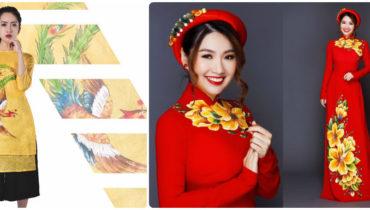 Mách bạn địa chỉ nhận vẽ áo dài giá rẻ tại thành phố Hồ Chí Minh