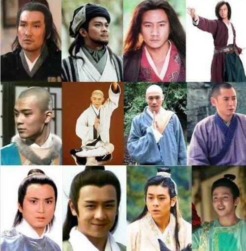 Trang phục cổ xưa của Trung Quốc trong phim