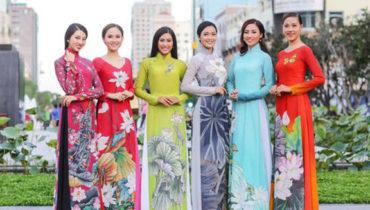 Vẽ áo dài ở đâu đẹp tại Thành phố Hồ Chí Minh?