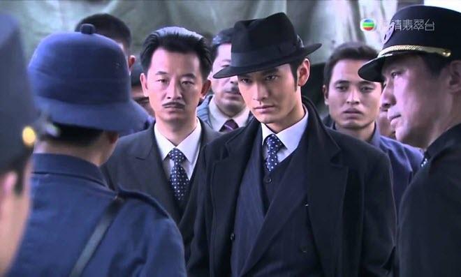 Xu hướng sử dụng trang phục trong phim Bến Thượng Hải gia tăng