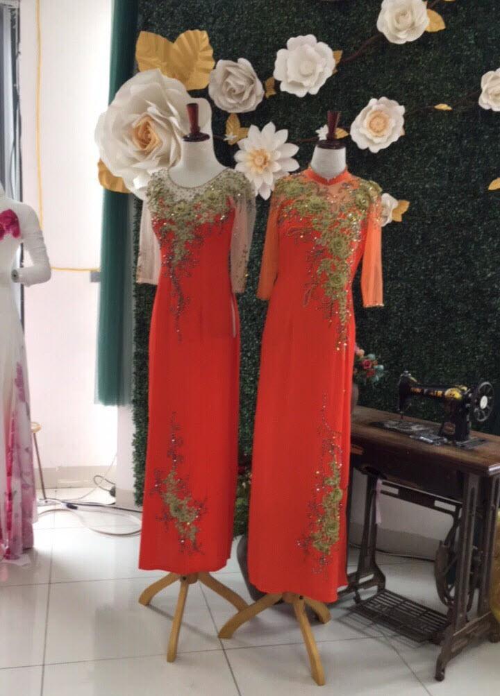 Lựa chọn cơ sở uy tín cung cấp sản phẩm áo dài dự tiệc