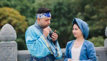 Ảnh cưới theo phong cách truyện Tấm Cám độc lạ, đẹp đến không ngờ