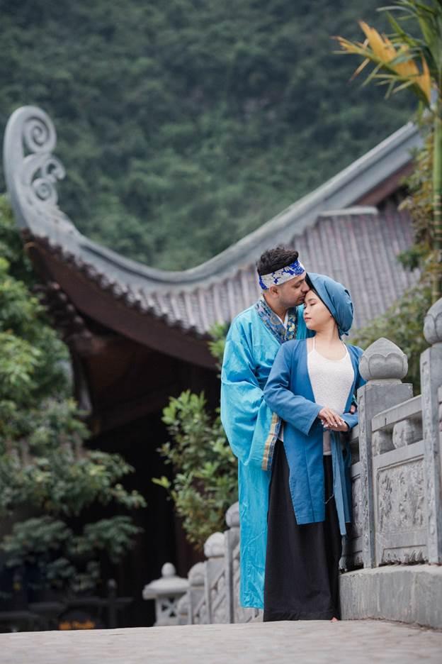 Ảnh cưới theo phong cách truyện Tấm Cám độc lạ