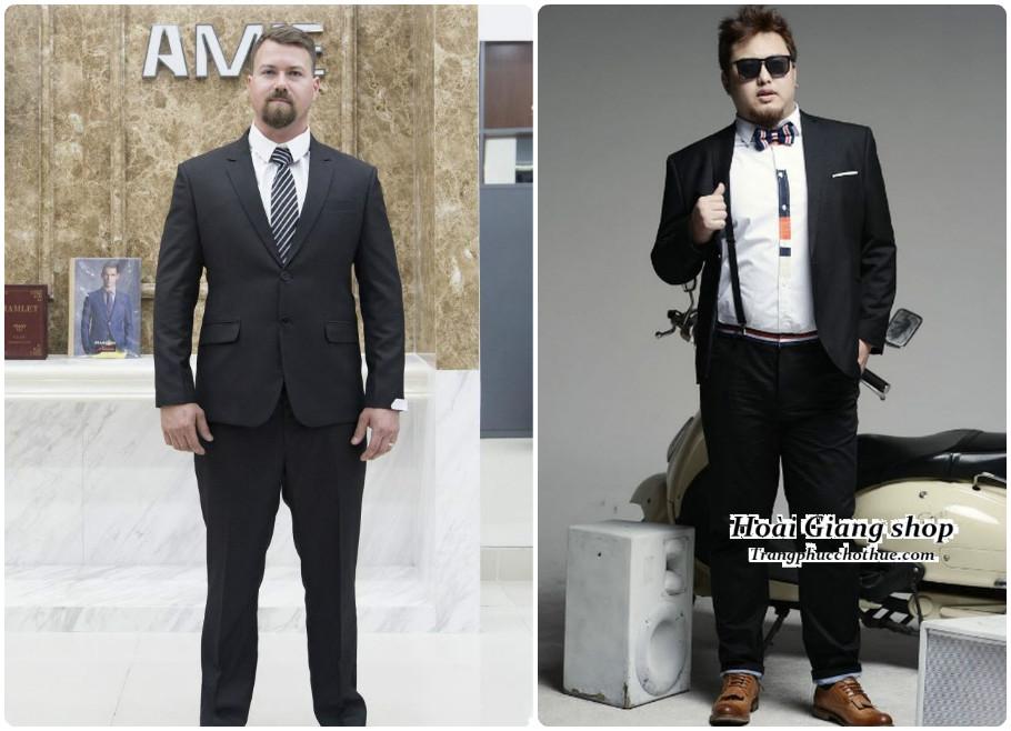 Cho thuê vest size người nước ngoài (size to, bự)