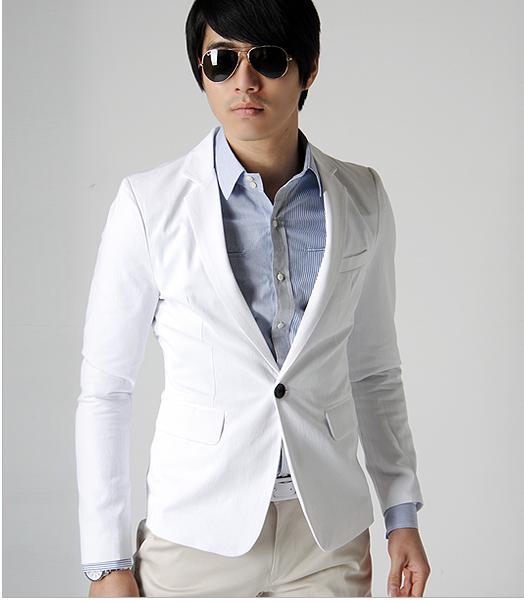 Địa chỉ cho thuê vest nam màu trắng chất lượng