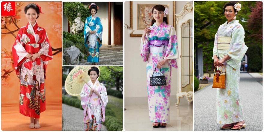 Thuê Yukata Kimono số lượng nhiều ở đâu?