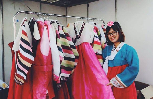 Lưu ngay địa chỉ bán hanbok đa dạng tại thành phố Hồ Chí Minh