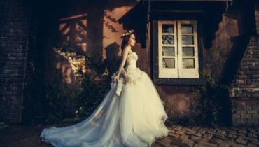 Khám phá 5 mẫu váy cưới sang trọng dành cho cô dâu mùa cưới đầu năm