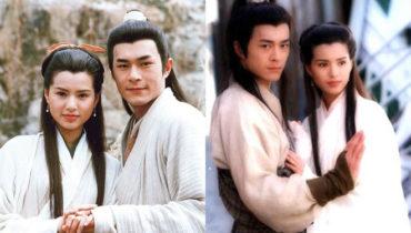"""Cổ Thiên Lạc và Lý Nhược Đồng hội ngộ sau 23 năm """"Thần điêu đại hiệp"""""""