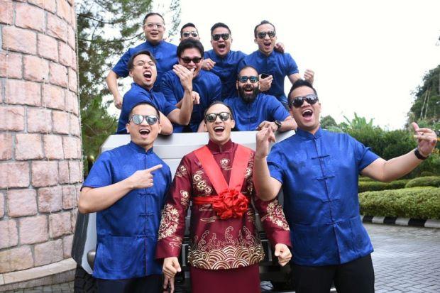 Lễ cưới ấn tượng của tiểu thư và công tử giàu có nổi tiếng Malaysia
