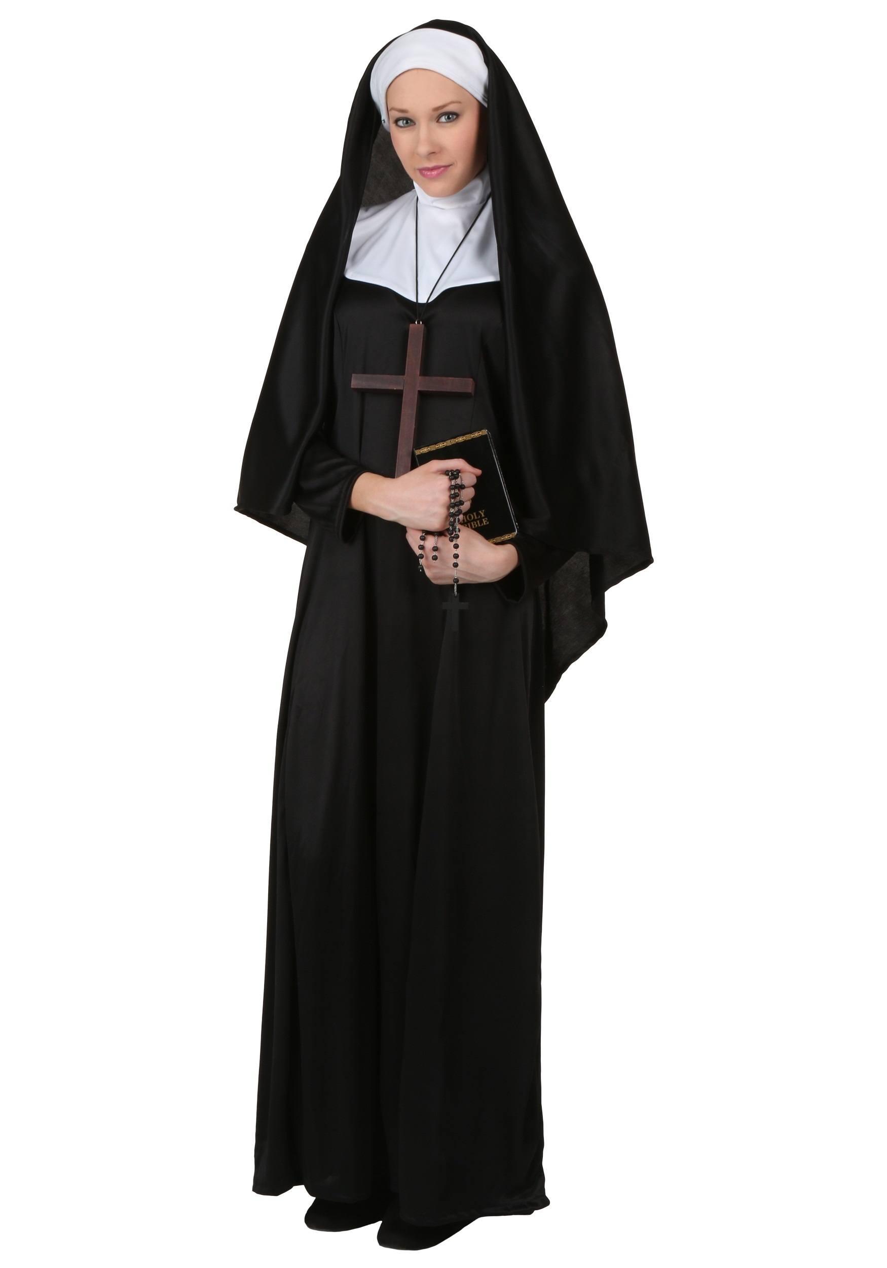 Trang phục nữ tu sĩ phương Tây