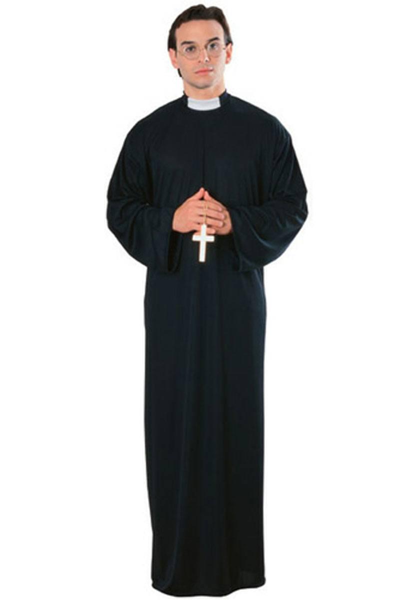 Trang phục linh mục phương Tây