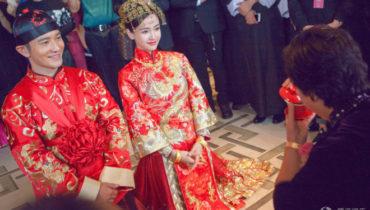 Mách bạn địa chỉ thuê đồ cưới Trung Quốc đẹp lung linh